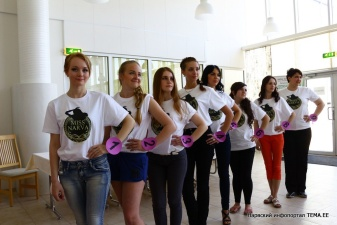 """Организаторы конкурса """"Мисс Нарва"""" просят у города 3000 евро"""
