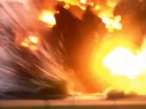 На заводе в Техасе прогремел мощнейший взрыв (ВИДЕО). Могли погибнуть до 70 человек