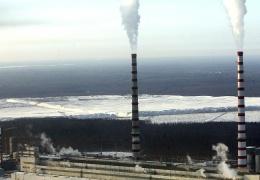 На Эстонской электростанции под Нарвой построят пять дымовых труб