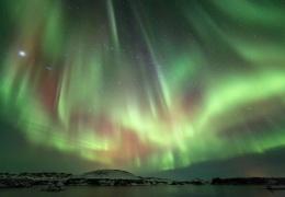 Зимняя Исландия на фотографиях Эреза Марома