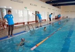 Правительство: в Нарве построят бассейн с восемью дорожками