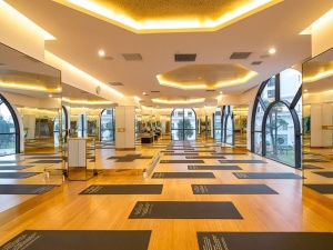 Cамый дорогой фитнес-центр в Азии