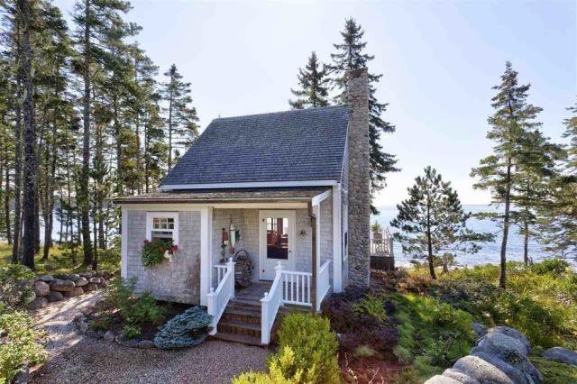 Остров в Новой Шотландии продают за 7 млн долларов