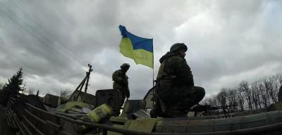 Украинские военные ждут приказа наступать на Донецк