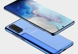 Дизайн доступного флагмана Samsung будет сильно отличаться от предшественника