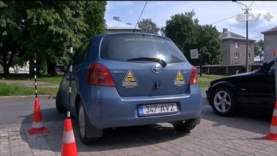В Нарве и Йыхви сохранится возможность сдать экзамен на водительские права