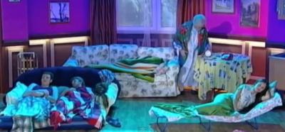 Уральские Пельмени. Когда бабушке не спится