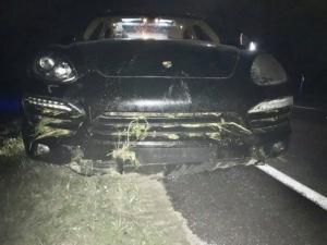 ВИДЕО: полицейские задержали разогнавшийся до 200 км/ч Porsche, за рулем был подросток