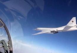 Истребители F-35 не смогли догнать российский бомбардировщик Ту-160