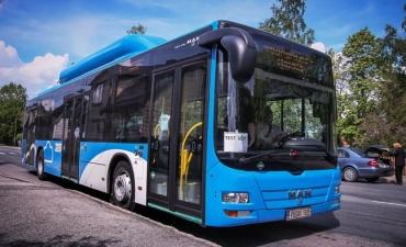 Городская управа Нарвы проведет ревизию в муниципальной фирме Narva Bussiveod