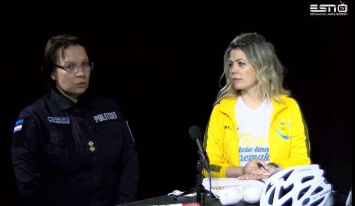 Молодёжный полицейский Наталья Бурякова про безопасность на дороге
