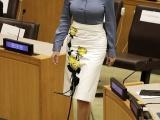 Дочь президента США удивила публику в Нью Йорке
