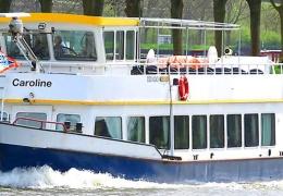Между Нарвой и Нарва-Йыэсуу начнет курсировать речной трамвай