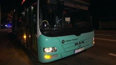 Выскочивший из-за автобуса ребенок попал под машину