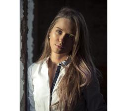 Елена Колли, украсившая променад «аквариумом»: «Нарве не хватает красок»