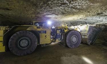 """На месте шахты """"Эстония"""" могут построить насосную гидроэлектростанцию"""
