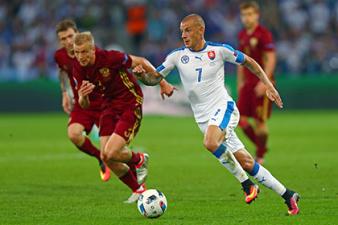 В сборной России после поражения от словаков пожаловались на кочки