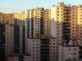 Человейник-гигант навис над Санкт-Петербургом