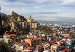 В Грузии не осталось российских туристов