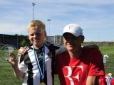 27 мая в Нарве состоялся традиционный международный футбольный фестиваль «Большие звезды светят малым — 2018»