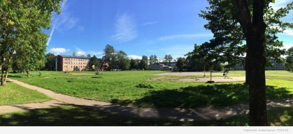 В Нарве за год будет построен новый стадион
