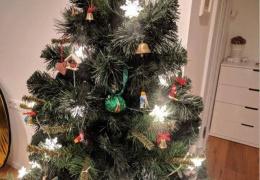 Подарок на новогодней ёлке