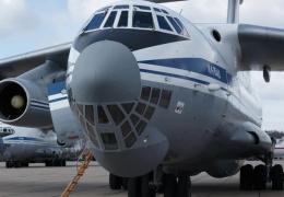 С апельсинами в руках. Италия встречает помощь из России