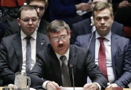 Петр Ильичев займет место Виталия Чуркина в Совбезе ООН