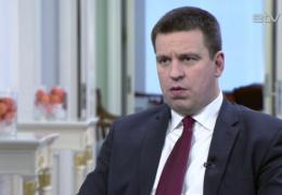 Юри Ратас: на предстоящих местных выборах Яна Тоом хочет баллотироваться в Нарве