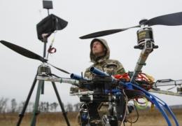 Эстония купит за полмиллиона евро дроны для охраны восточной границы