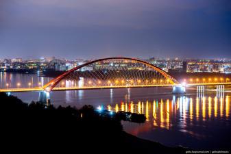 Новосибирск с высоты 2017