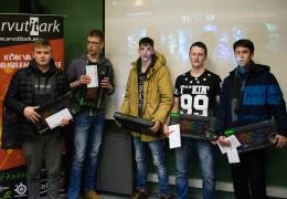 В Нарве прошел лан-турнир по DOTA2