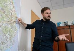 Главный архитектор Нарвы Иван Сергеев переходит на работу в министерство экономики
