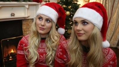 Девушки-двойники случайно нашли друг друга в интернете