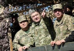 """""""Это не игрушки"""": Порошенко сделал заявление о войне с Россией"""