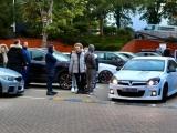 Первая встреча стритрейсеров после карантина в Эссексе