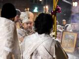 в Нарве прошло ночное богослужение