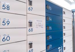 В Эстонии появятся посылочные автоматы с замками на каждой ячейке