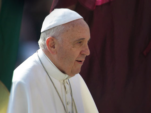 Папа Римский и глава европейского еврейства договорились укреплять мир между Россией и Западом