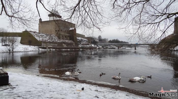 В Нарвском замке открылась выставка снимков царской семьи фотографа Карла Буллы