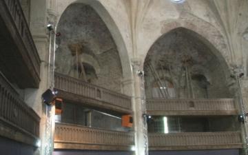 Нарвская Александровская церковь может разрушиться без аварийного ремонта