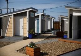 Жильё для бездомных в Калифорнии