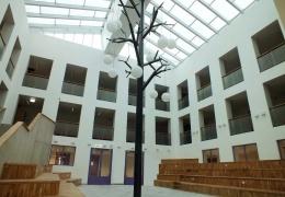 Силламяэское училище: реконструкция учебного корпуса завершена