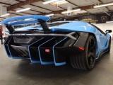 Распаковка суперкара Lamborghini Centenario