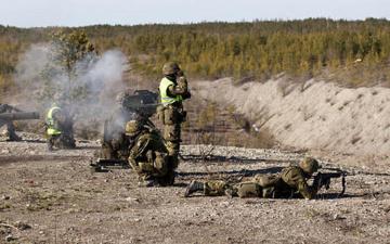 Новое ЧП на полигоне в Сиргала: солдат-срочник получил легкое ранение