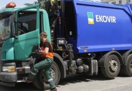 Фирма Ekovir хочет досрочно разорвать договор на вывоз мусора в Кохтла-Ярве