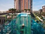 В Лондоне откроют первый в мире «бассейн в небе»