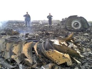 Малайзийский лайнер рухнул возле российской границы