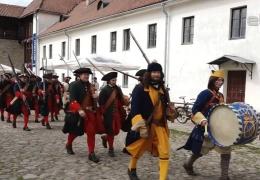 В Нарве вновь разыграют историческую битву между Россией и Швецией