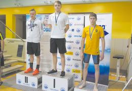 Ведущие нарвские пловцы уезжают тренироваться в Беларусь